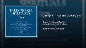 Mildred Barker - O Brighter Than The Morning Star